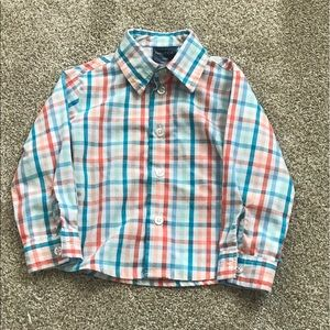 Nautica Boy Dress Shirt